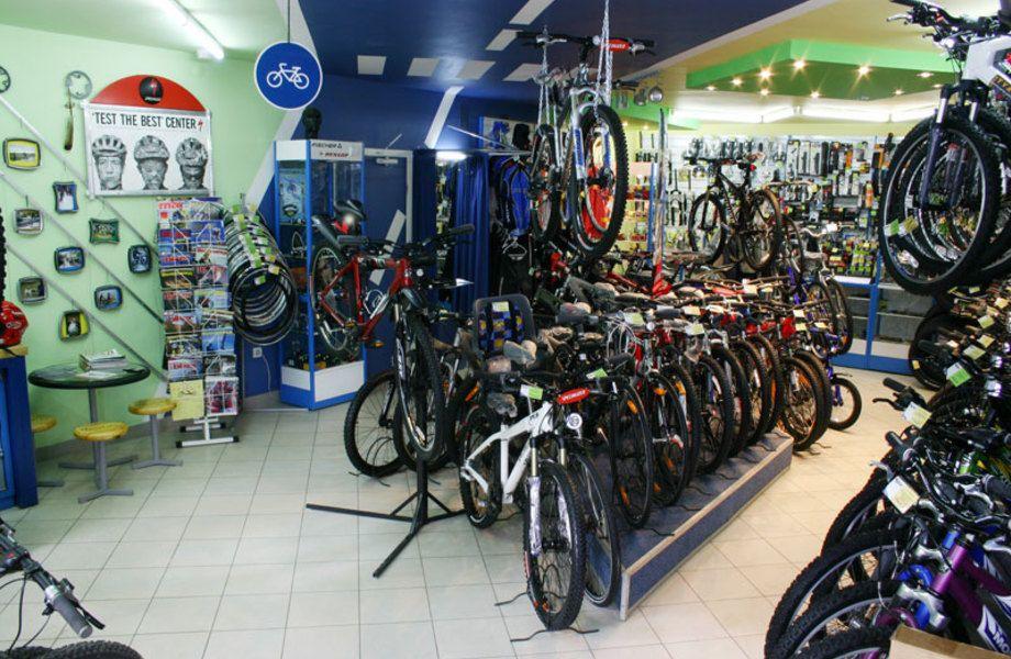 Веломагазин  + прокат + сервис