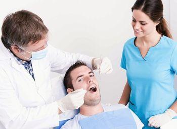 Стоматологическая клиника близ метро