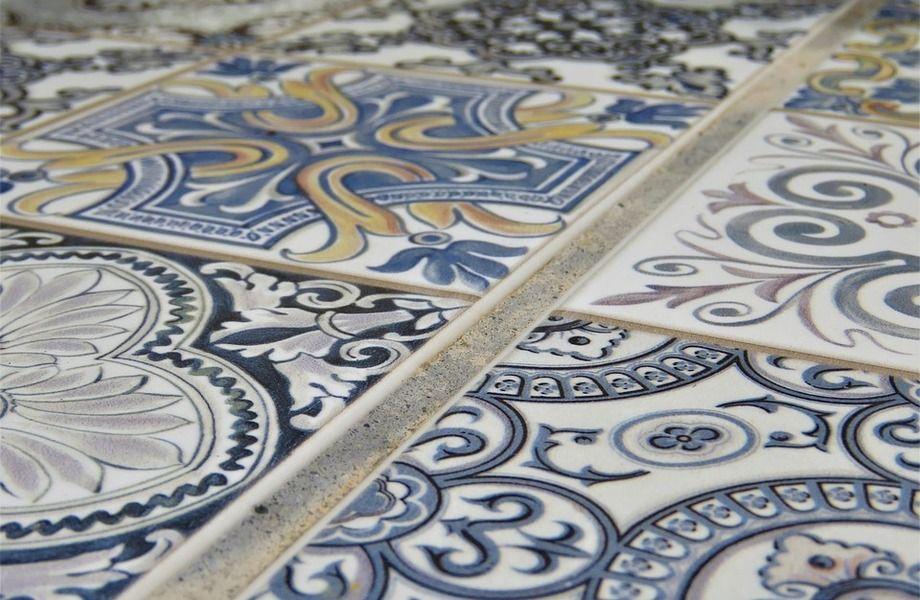 Интернет-магазин по продаже керамической плитки
