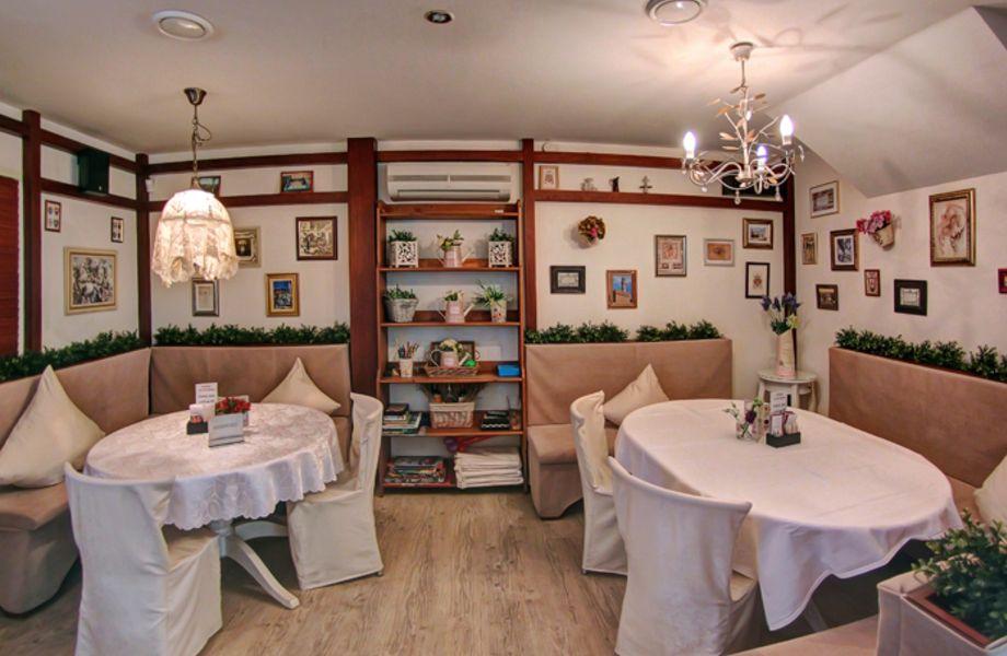 Доля в популярном ресторане (Центр города)