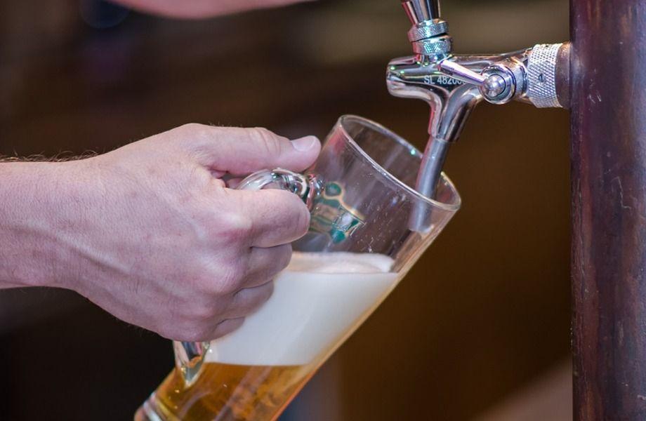 Бар-магазин крафтового пива в Митино