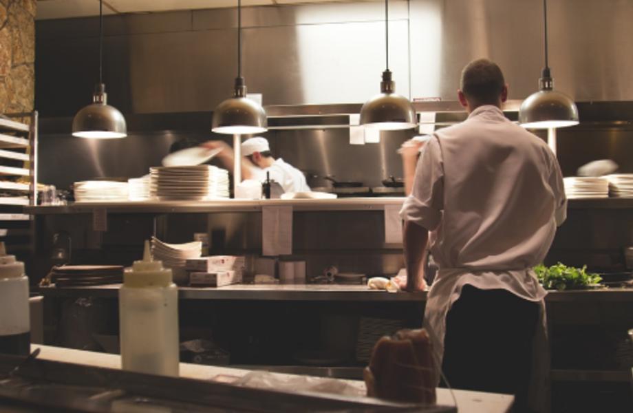 Ресторан европейской и восточной кухни