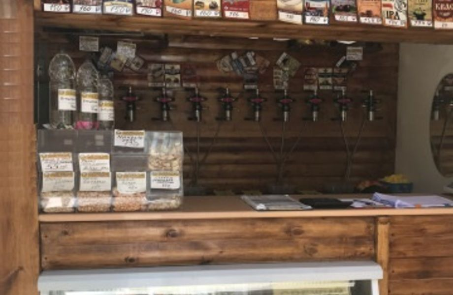 Магазин Разливного Пива Известной Сети