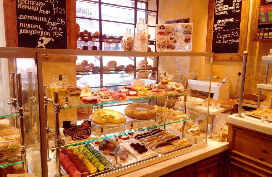 Пекарня в Приморском Районе