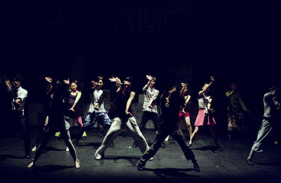 Перспективная студия танцев и растяжки