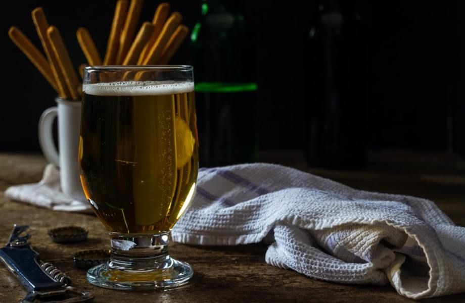 Магазин разливного пива с высоким трафиком клиентов