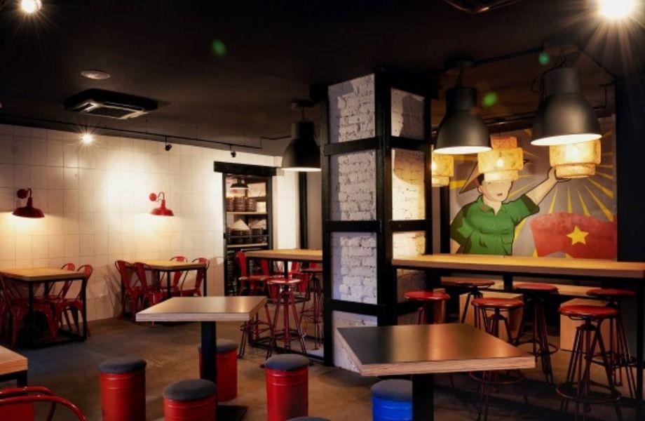 Прибыльное кафе Вьетнамской кухни