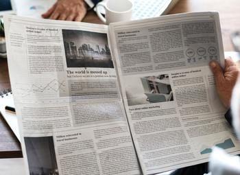 Журнал рекламы в сотрудничестве с Почтой России
