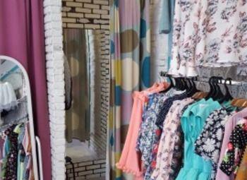 Дизайнерский магазин одежды в городе Клин