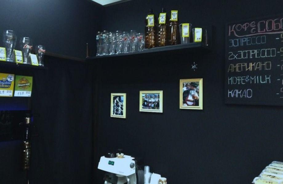 магазин разливного пива в стиле немецкого домика