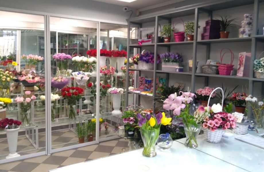 Магазин цветов фрунзенский район, маки