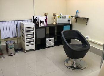 Оборудованная парикмахерская под ключ
