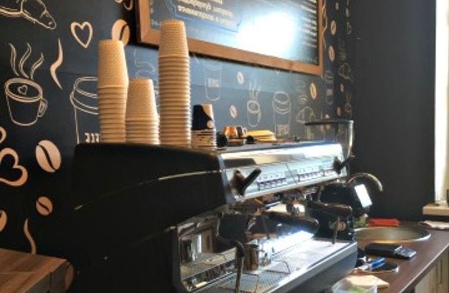 Кафе в БЦ