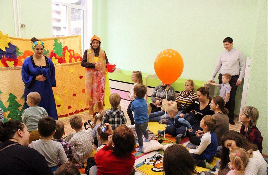 Франшизный Детский Сад на Севере Города