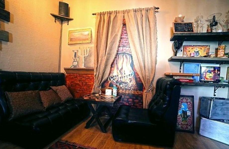 Lounge-cafe на Павелецкой