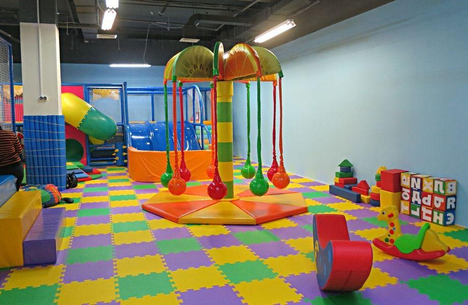 Детская комната в ТЦ