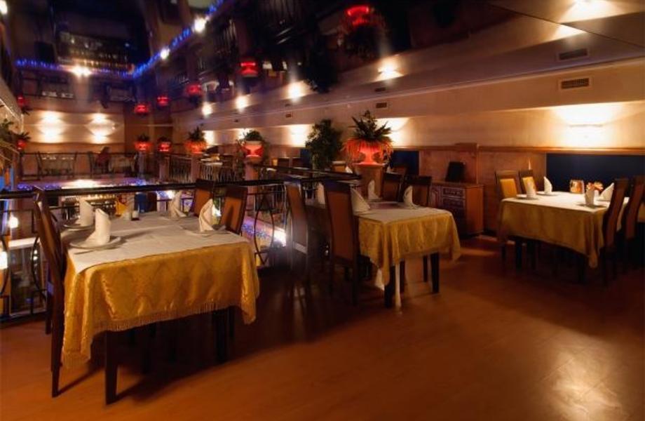 Известный ресторан с хорошей историей и клиентской базой
