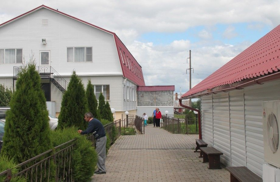 База отдыха в Псковской области