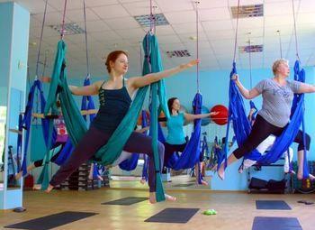 Фитнес студия персонального тренинга, EMS тренировки