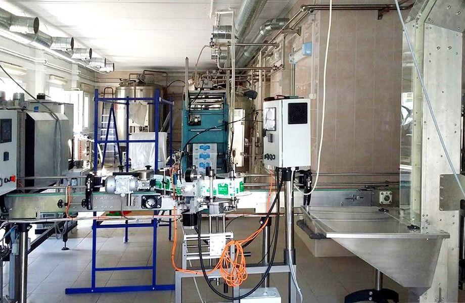 Молочный завод в Тульской области