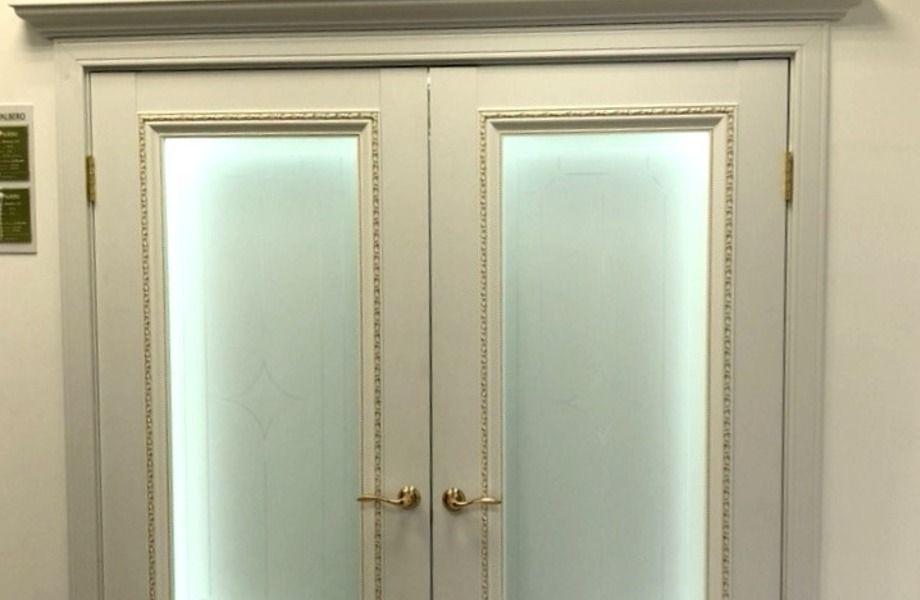 Салон-шоурум межкомнатных дверей у новостроек