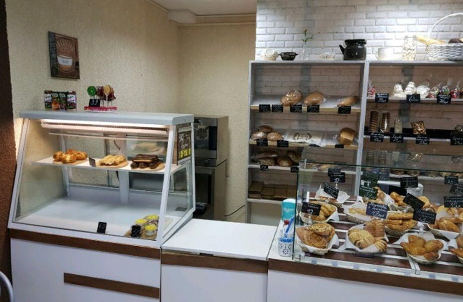 Обустроенная Пекарня-Кофейня на Востоке Города