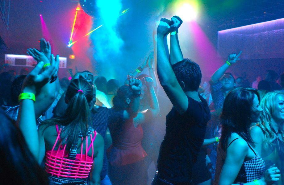 ночной клуб город 2