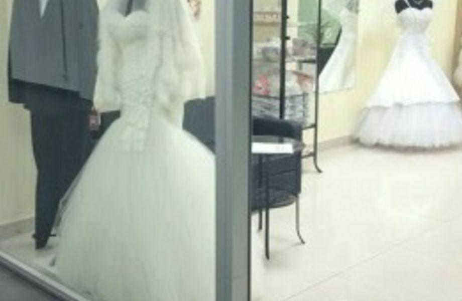 Свадебный салон в популярном ТЦ
