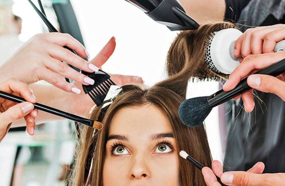 Комплексный Бизнес по Наращиванию Волос и Продажа Аксессуаров