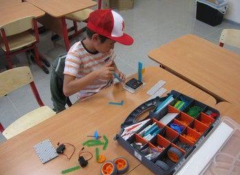Действующий детский клуб робототехники