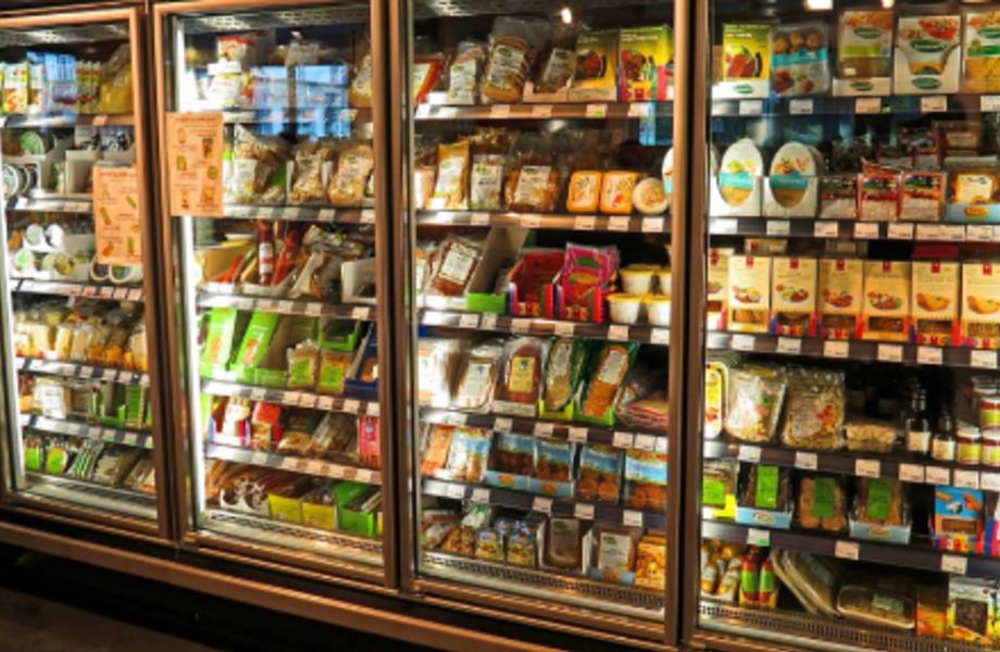 Популярный продуктовый магазин с алкогольной лицензией