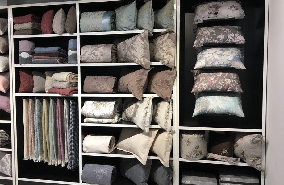 Салон по продаже текстиля