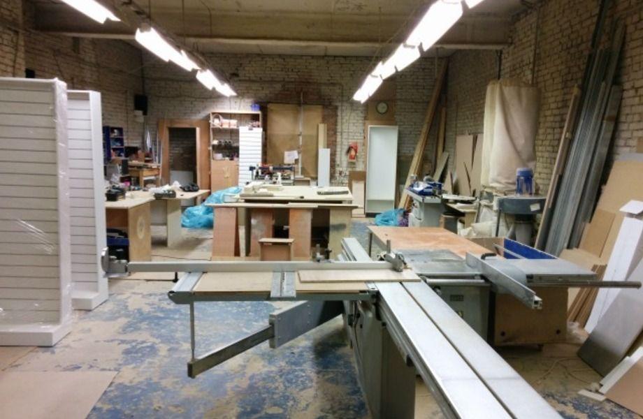 Мебельное производство (8 лет работы)