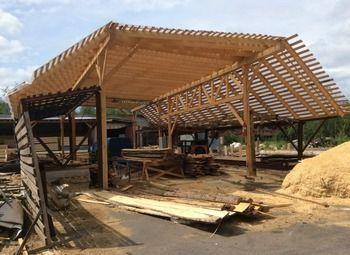 Производство по переработке древесины