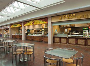 Успешная сеть фаст-фуд кафе в торговых центрах