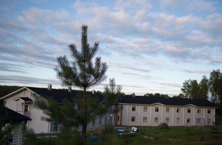Санаторный комплекс в Карелии