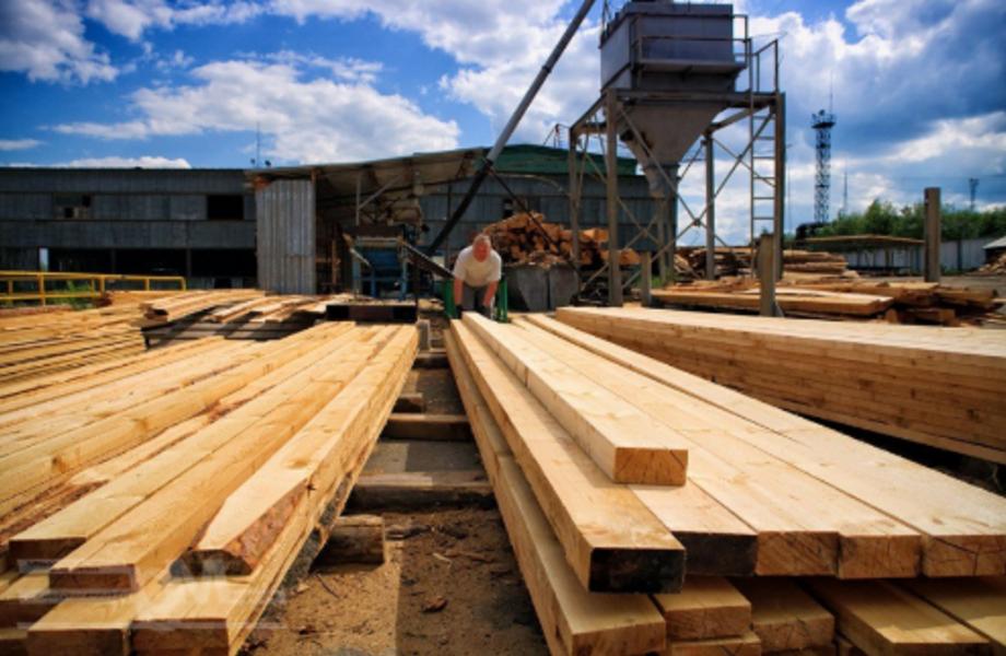 Предприятие Деревопереработки с высоким доходом.