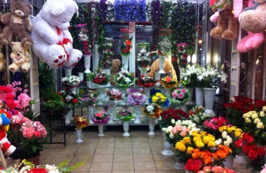 Цветочный салон (4года работы)