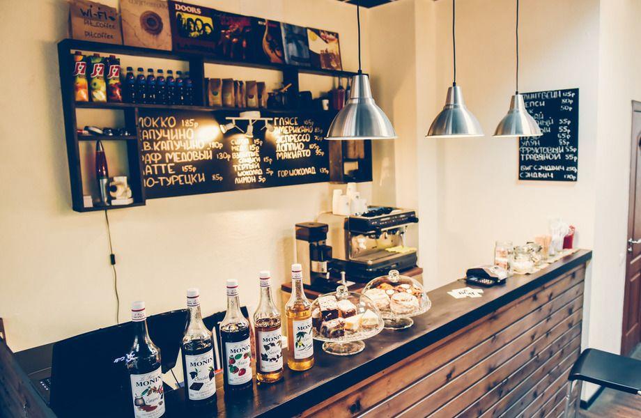 Кофейня+пирожковая в БЦ в центре города