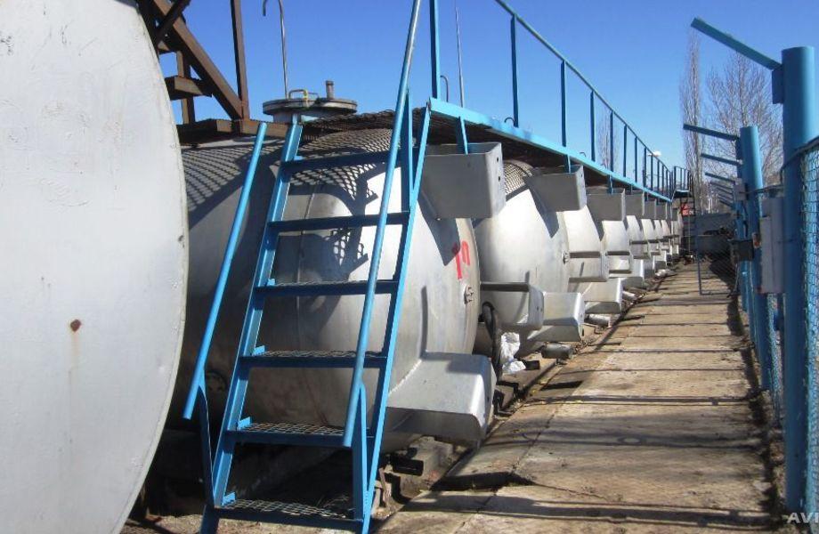 Аренда нефтебазы в Саратове