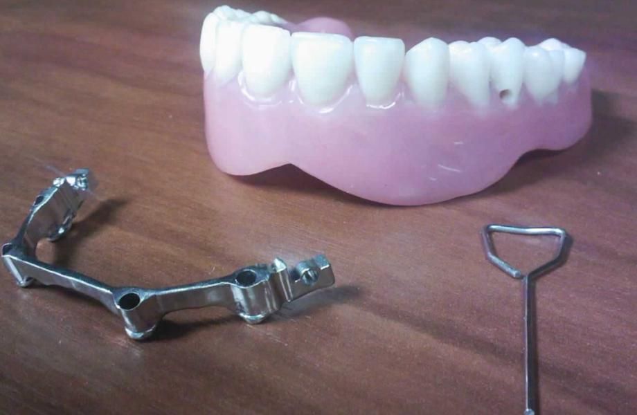 Новая зуботехническая лаборатория