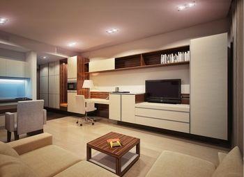 Апарт-отель бизнес - класса с высоким рейтингом