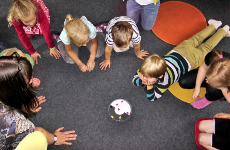 Детский центр в самом центре с многолетней историей
