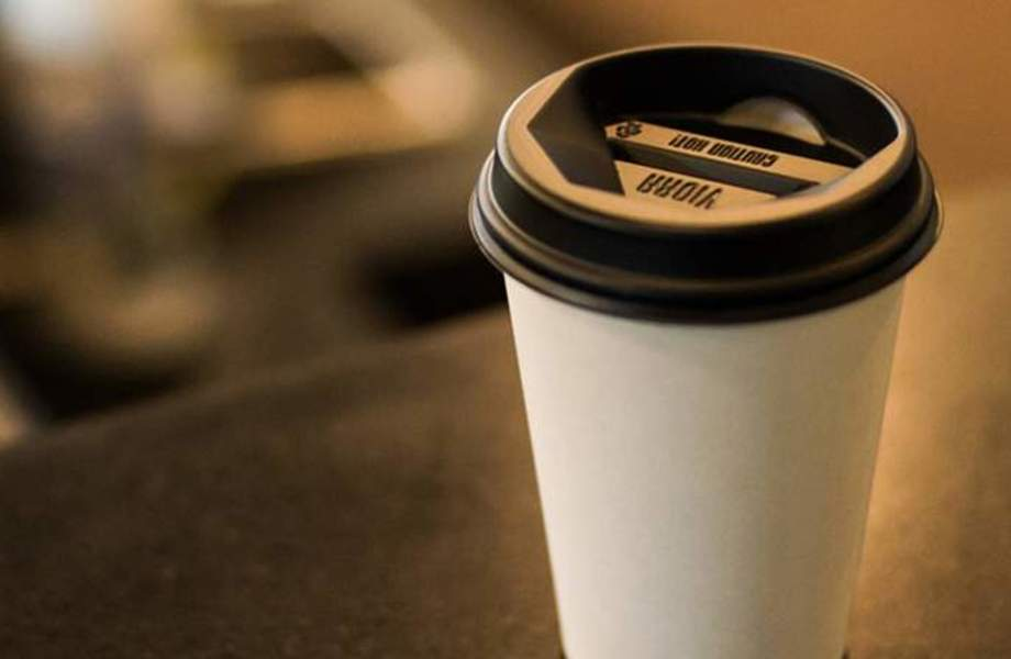 Киоск кофе с собой