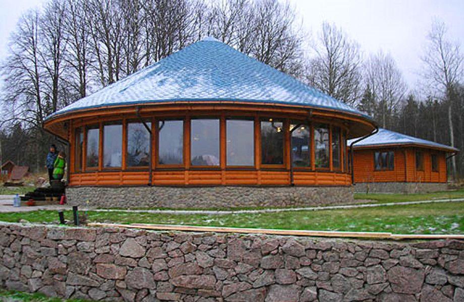 Прибыльный бизнес по строительству домов по финской технологии