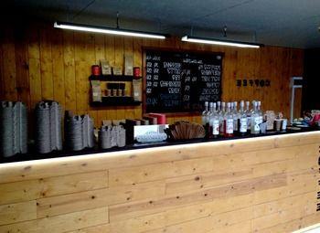 """Кофейня в проходном месте """"Кофе с собой"""""""