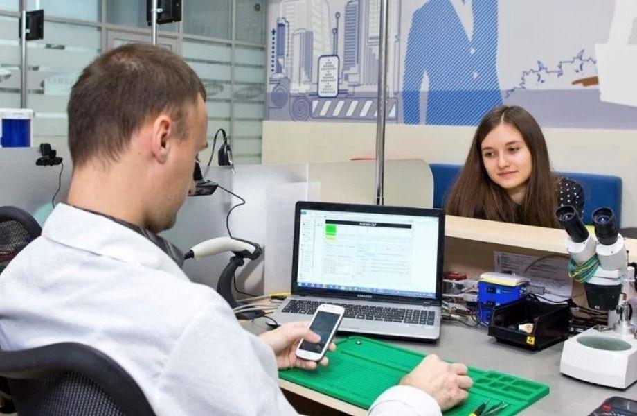 Сервисный центр по ремонту электроники и заправки картриджей