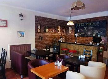 Уютное кафе рядом с 3-мя БЦ