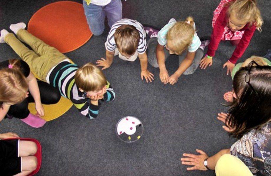 Детский сад в элитном районе