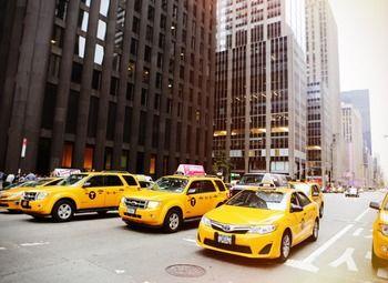 Доля в таксопарке